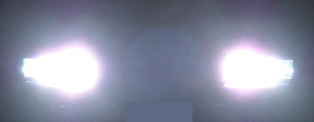 R32スカイライン ロー&ハイ4灯